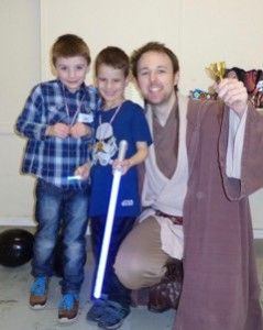 It's Partabulous Star Wars party